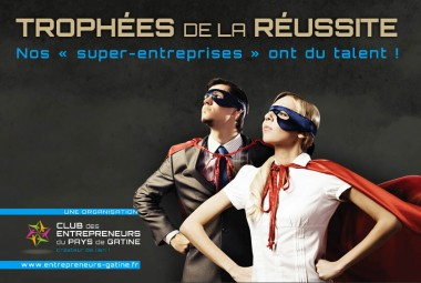 TROPHÉES DE LA RÉUSSITE 2 EME ÉDITION - MERCREDI 25 MAI