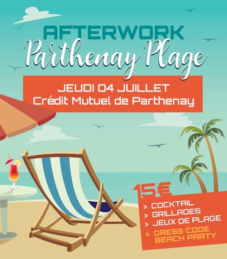 Afterwork estival - Crédit mutuel Océan