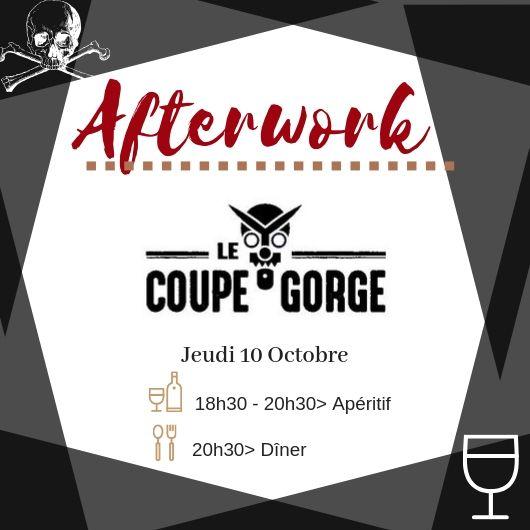 Afterwork - Partie Apéritive