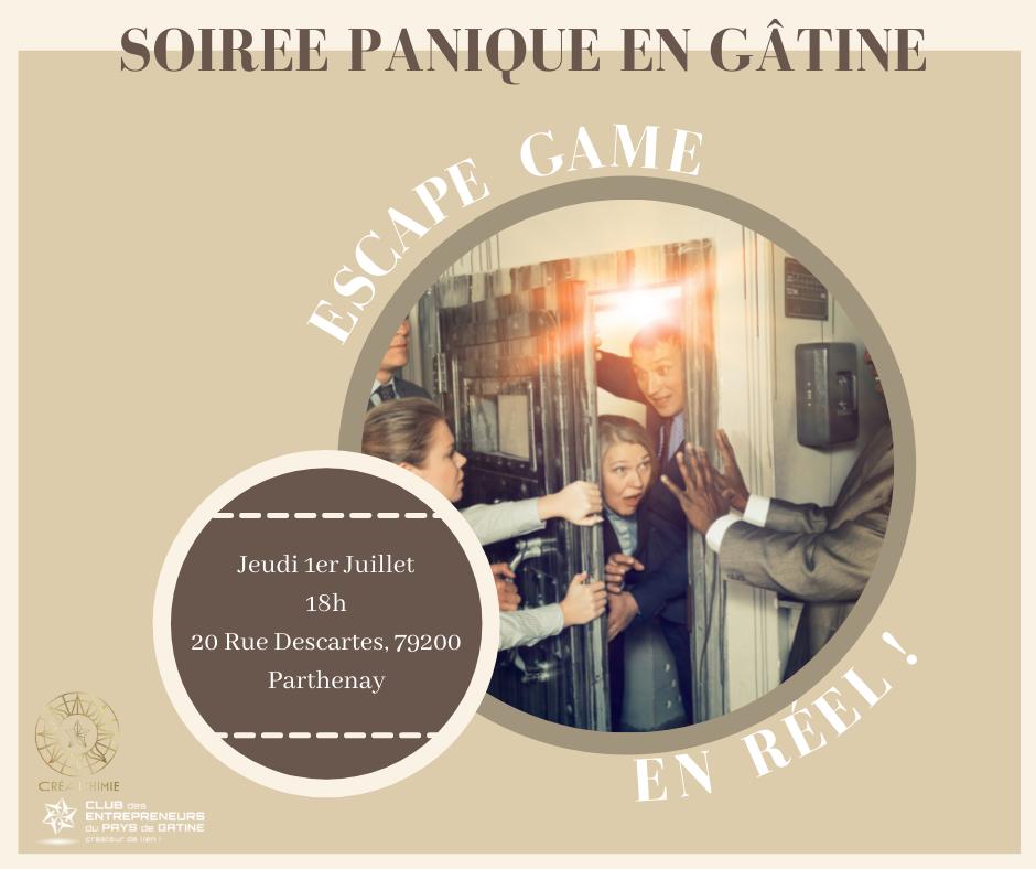 ESCAPE GAME -